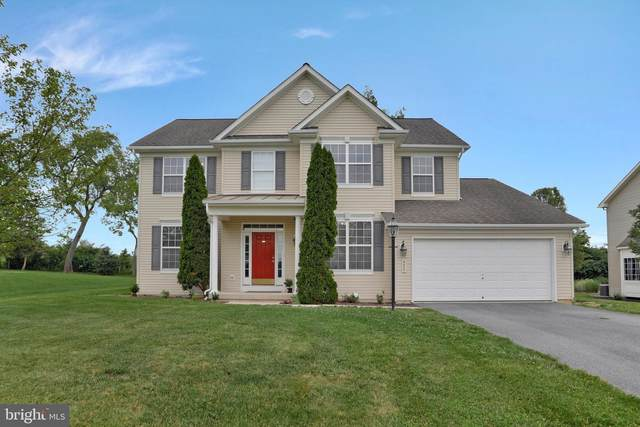 822 Shannon Drive N, GREENCASTLE, PA 17225 (#PAFL180476) :: Eng Garcia Properties, LLC