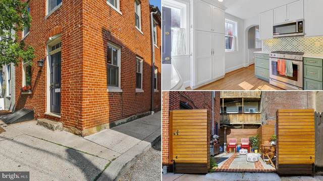 1618 Shakespeare Street, BALTIMORE, MD 21231 (#MDBA555022) :: Shamrock Realty Group, Inc