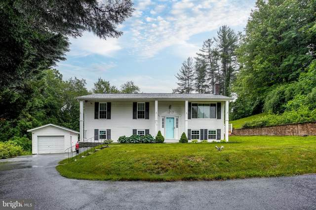 2712 Mohawk Court, FINKSBURG, MD 21048 (#MDCR205382) :: ExecuHome Realty