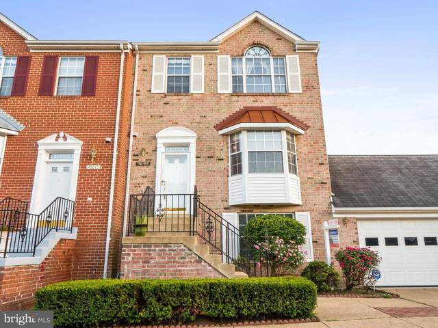 46643 Silhouette Square, STERLING, VA 20164 (#VALO441504) :: Century 21 Dale Realty Co