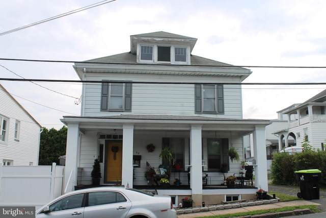 22 S 20TH Street, POTTSVILLE, PA 17901 (#PASK135784) :: Ramus Realty Group