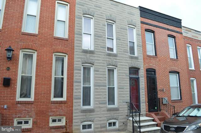 404 E Clement Street, BALTIMORE, MD 21230 (#MDBA555028) :: The Dailey Group