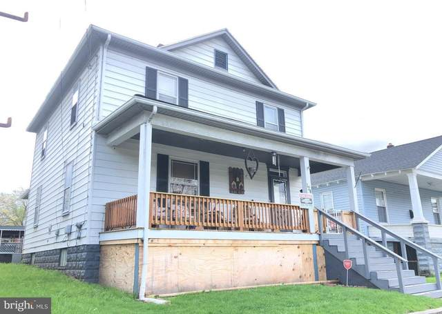 124 Maple Avenue, KEYSER, WV 26726 (#WVMI111998) :: Gail Nyman Group