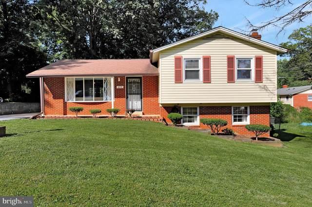 439 Gaither Street, GAITHERSBURG, MD 20877 (#MDMC763662) :: Shamrock Realty Group, Inc