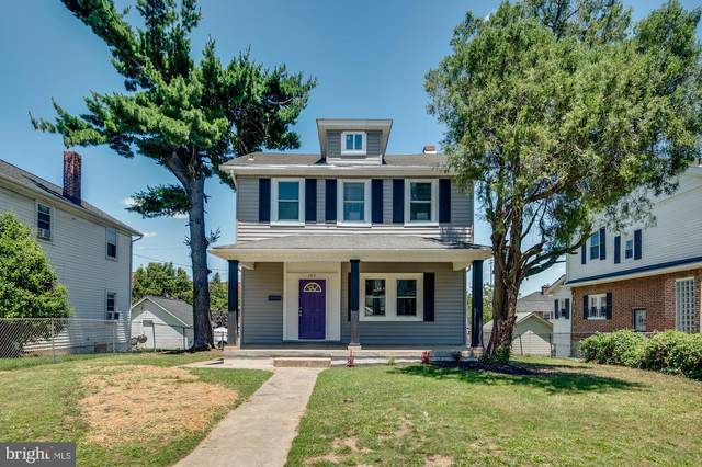 1712 Windemere Avenue, BALTIMORE, MD 21218 (#MDBA555036) :: The Mike Coleman Team