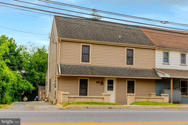 2928 Lincoln Highway, COATESVILLE, PA 19320 (#PACT539226) :: The John Kriza Team