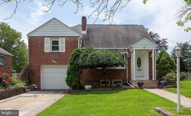630 Central Terrace, HARRISBURG, PA 17111 (#PADA134502) :: The Joy Daniels Real Estate Group