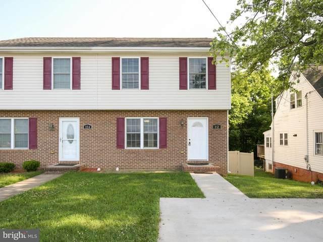 152 W Strasburg Road, FRONT ROYAL, VA 22630 (#VAWR143984) :: Crossman & Co. Real Estate