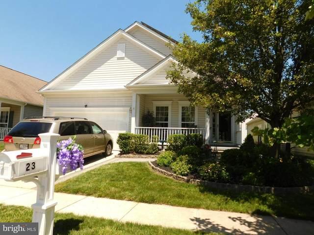 23 Emery Way, RIVERSIDE, NJ 08075 (#NJBL400018) :: Blackwell Real Estate