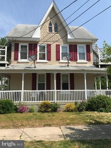 606 E Mulberry Street, MILLVILLE, NJ 08332 (MLS #NJCB133320) :: The Dekanski Home Selling Team