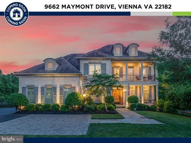 9662 Maymont Drive, VIENNA, VA 22182 (#VAFX1208992) :: Arlington Realty, Inc.