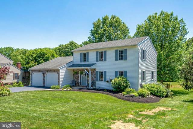 1007 Fieldstone Court, LANCASTER, PA 17603 (#PALA183950) :: Realty ONE Group Unlimited