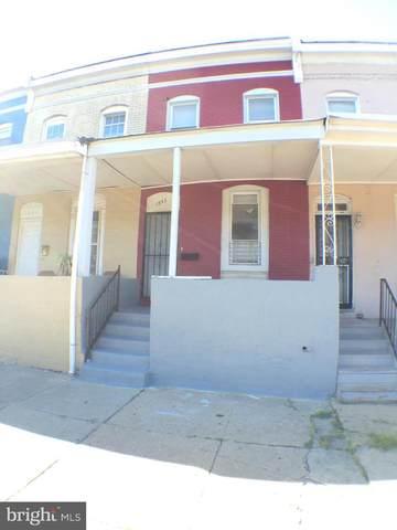 1843 Presstman Street, BALTIMORE, MD 21217 (#MDBA555060) :: Shamrock Realty Group, Inc
