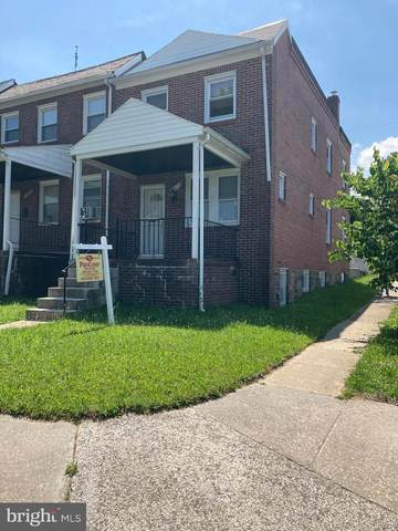 1332 N Ellwood Avenue, BALTIMORE, MD 21213 (#MDBA555062) :: The Mike Coleman Team