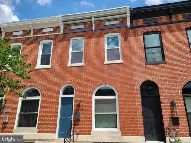 409 S East Avenue, BALTIMORE, MD 21224 (#MDBA555066) :: Shamrock Realty Group, Inc
