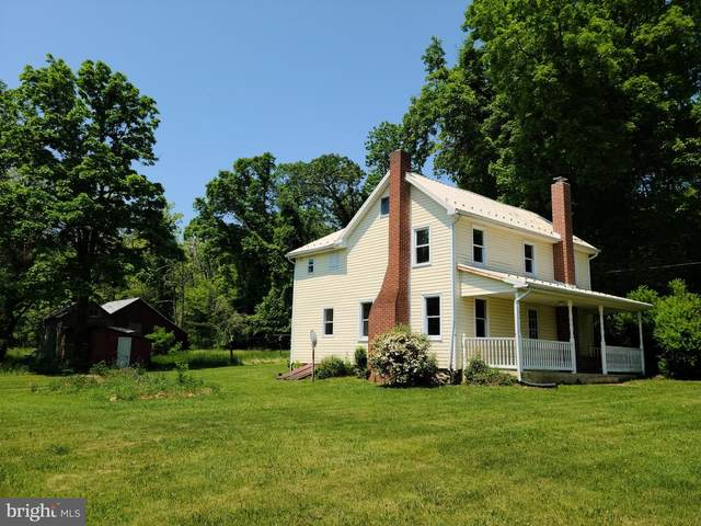 4901 Wise Road, CASCADE, MD 21719 (#MDFR284270) :: Sunrise Home Sales Team of Mackintosh Inc Realtors