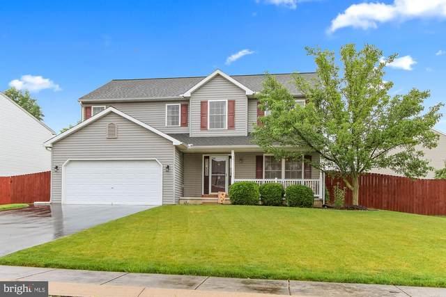 9 Williamsburg Drive, JONESTOWN, PA 17038 (#PALN119764) :: The Joy Daniels Real Estate Group