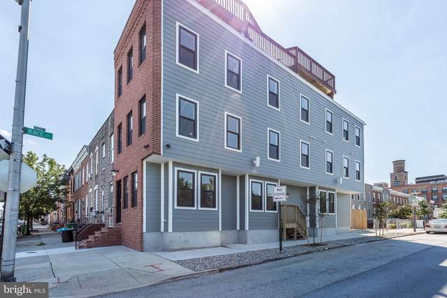 143 W Randall Street, BALTIMORE, MD 21230 (#MDBA555070) :: Berkshire Hathaway HomeServices McNelis Group Properties