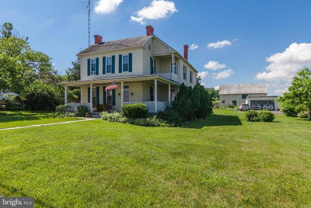 17719 Broadfording Road, HAGERSTOWN, MD 21740 (#MDWA180476) :: The Licata Group / EXP Realty