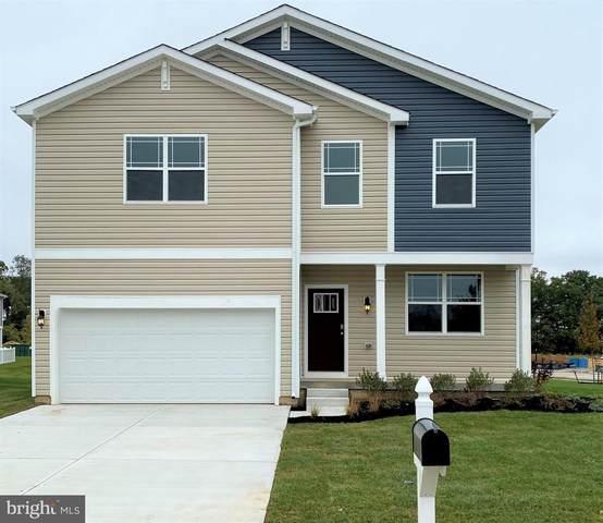 306 Toulson Terrace, FRUITLAND, MD 21826 (#MDWC113488) :: Integrity Home Team