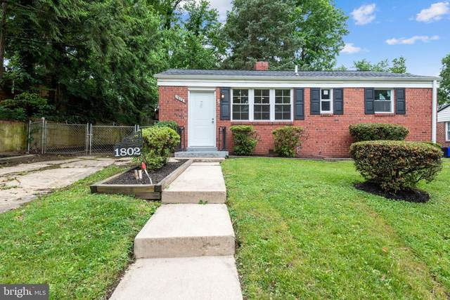 1802 62ND Avenue, CHEVERLY, MD 20785 (#MDPG610044) :: The Redux Group