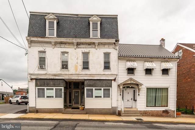 324-326 Hellam Street, WRIGHTSVILLE, PA 17368 (#PAYK160420) :: Blackwell Real Estate