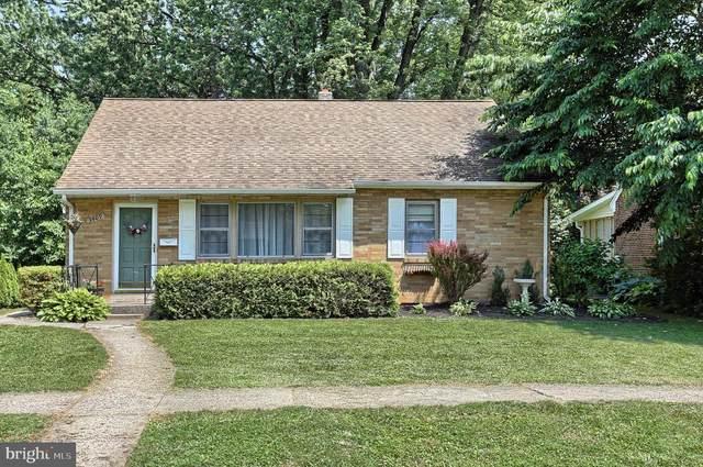 3409 N 2ND Street, HARRISBURG, PA 17110 (#PADA134506) :: The Paul Hayes Group   eXp Realty