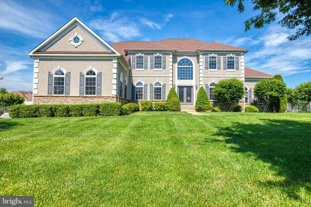 7 Angelo Court, MONROE TWP, NJ 08831 (#NJMX126928) :: Rowack Real Estate Team