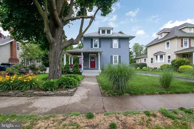 610 Lincoln Avenue, PALMYRA, NJ 08065 (MLS #NJBL400036) :: The Dekanski Home Selling Team