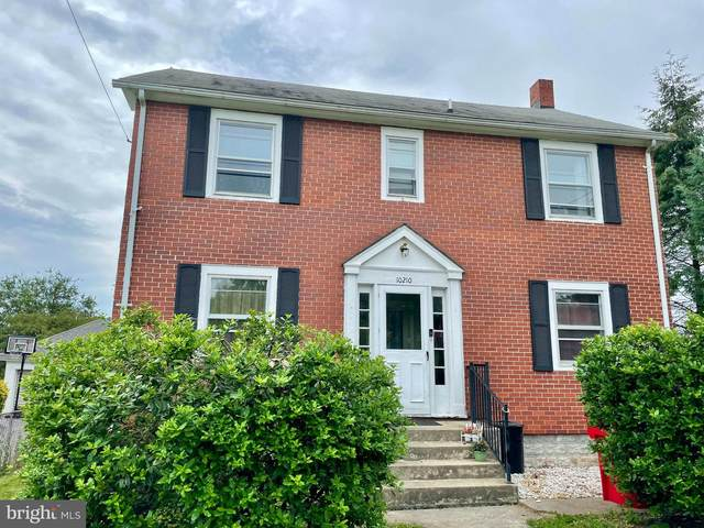 10210 Sharpsburg Pike, HAGERSTOWN, MD 21740 (#MDWA180478) :: The Licata Group / EXP Realty