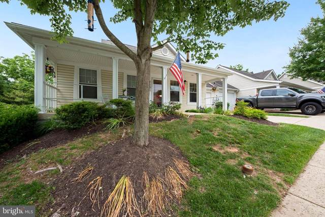 1101 Jousting Way, MOUNT AIRY, MD 21771 (#MDCR205390) :: Corner House Realty