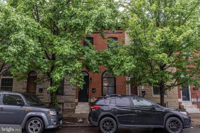 30 N Potomac Street, BALTIMORE, MD 21224 (#MDBA555096) :: The Dailey Group