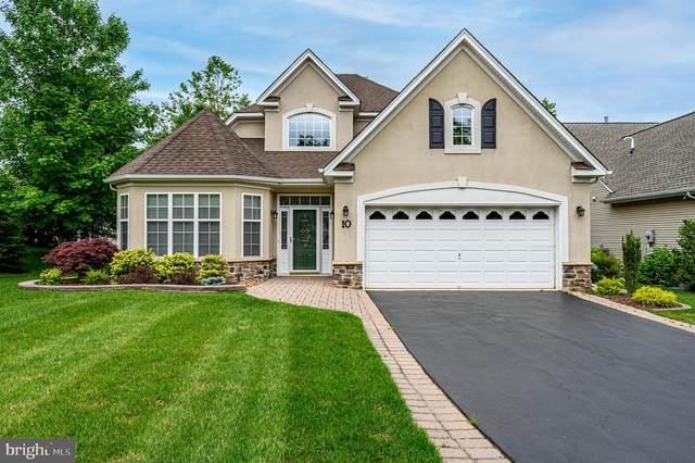 10 Monaco, HAMILTON, NJ 08691 (#NJME314120) :: Blackwell Real Estate