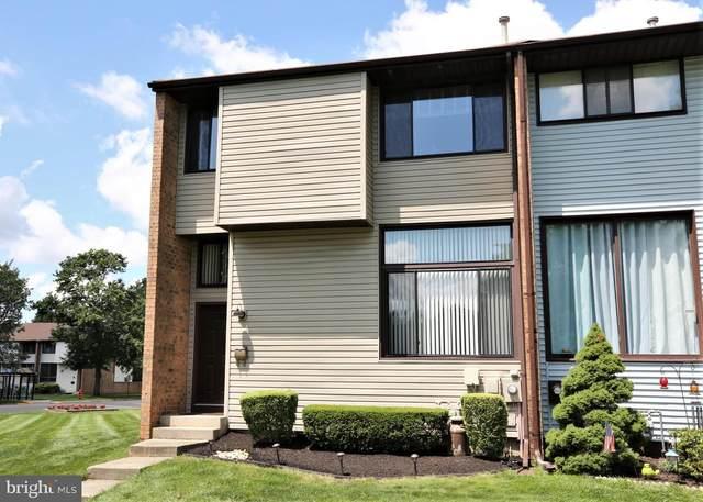 362 Iverson Place, HIGHTSTOWN, NJ 08520 (#NJME314124) :: Jason Freeby Group at Keller Williams Real Estate