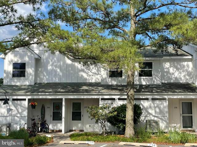 38296 Hummingbird Lane #259, SELBYVILLE, DE 19975 (#DESU185138) :: Linda Dale Real Estate Experts