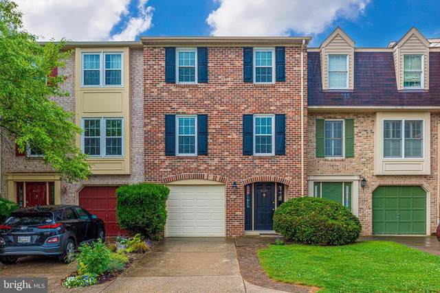 8021 Hollow Reed Court, FREDERICK, MD 21701 (#MDFR284292) :: Ultimate Selling Team