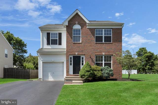 8 Coburn Road, PENNINGTON, NJ 08534 (#NJME314130) :: Jason Freeby Group at Keller Williams Real Estate