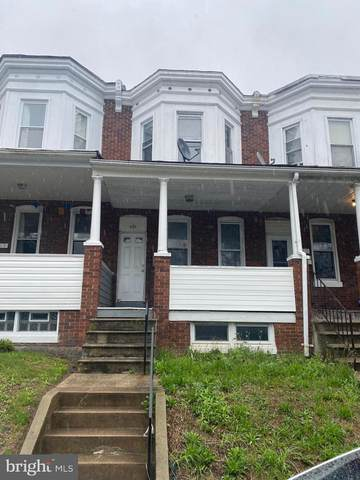 431 Yale Avenue, BALTIMORE, MD 21229 (#MDBA555122) :: Century 21 Dale Realty Co