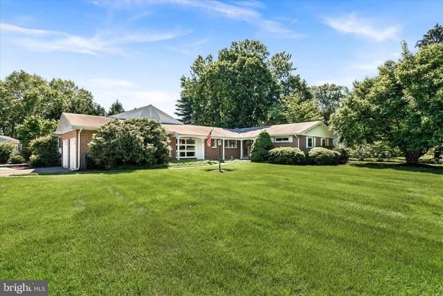 367 Village Rd E, WEST WINDSOR, NJ 08550 (#NJME314134) :: The Schiff Home Team