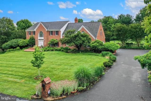 17912 Fraley Farm Rd, ROCKVILLE, MD 20855 (#MDMC763788) :: Potomac Prestige
