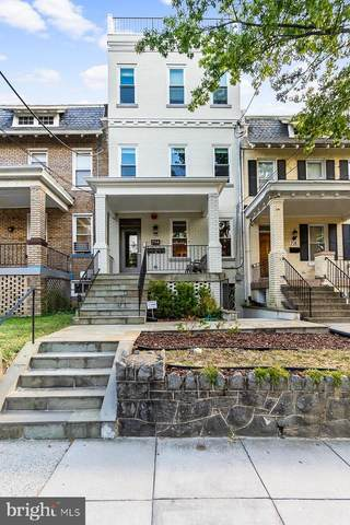 714 Varnum Street NW #1, WASHINGTON, DC 20011 (#DCDC526660) :: Bic DeCaro & Associates