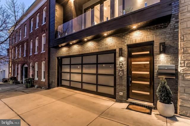 506 S Collington Avenue, BALTIMORE, MD 21231 (#MDBA555136) :: Revol Real Estate