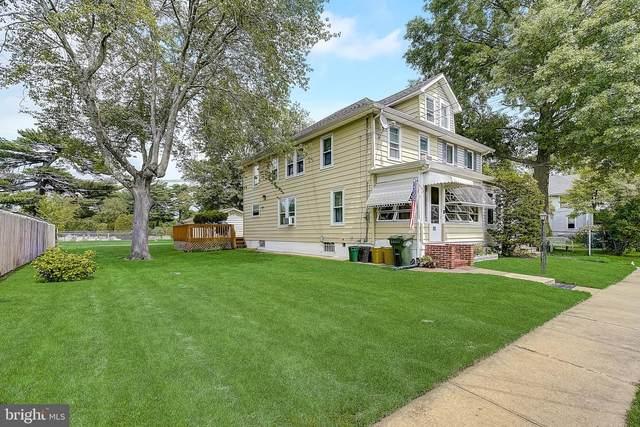 110 Dickinson Avenue, HAMILTON TOWNSHIP, NJ 08629 (#NJME314138) :: Blackwell Real Estate