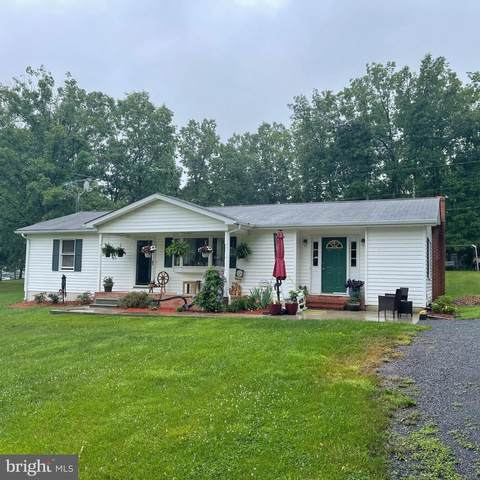 1624 Sawmill Road, HEDGESVILLE, WV 25427 (#WVBE186806) :: The Riffle Group of Keller Williams Select Realtors