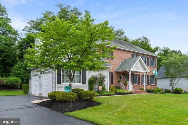 164 Applegate Drive, HAMILTON, NJ 08690 (#NJME314146) :: Holloway Real Estate Group