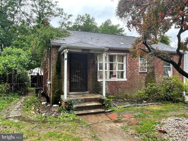 5221 Edgewood Road, COLLEGE PARK, MD 20740 (#MDPG610106) :: The Schiff Home Team