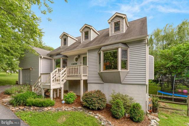 10705 S Glade Court, NEW MARKET, MD 21774 (#MDFR284306) :: Ultimate Selling Team