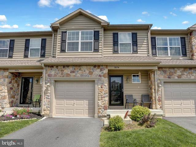 1034 Yarn Court, MOHRSVILLE, PA 19541 (#PABK379216) :: Better Homes Realty Signature Properties