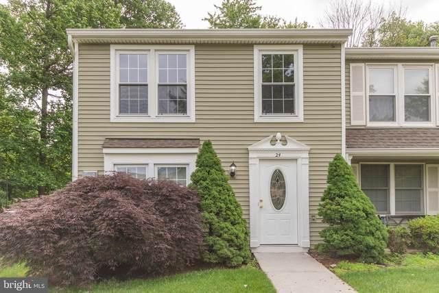 24 Aspen Court, MONMOUTH JUNCTION, NJ 08852 (#NJMX126942) :: Rowack Real Estate Team