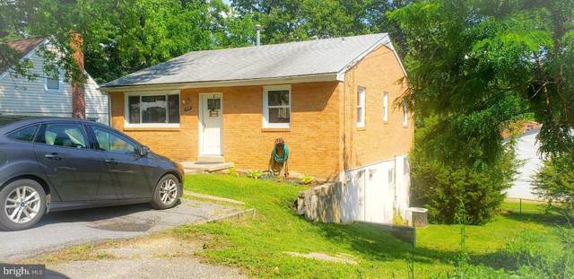 1626 Quarter Avenue, CAPITOL HEIGHTS, MD 20743 (#MDPG610116) :: Corner House Realty